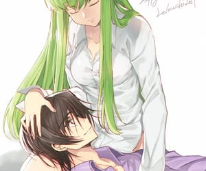 anime, lelouch, and lelouch lamperouge image