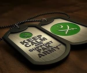 army, pakistan, and proud image