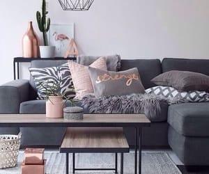 decor, living room, and interior image