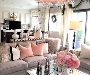 home decor, interior, and living room image