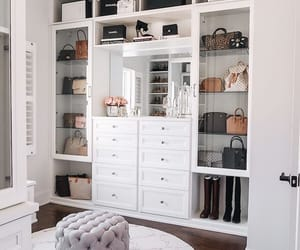 fashion, interior, and closet image