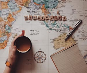 coffee and travel image