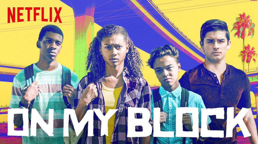 On My Block / tv serie review on We Heart It