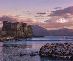 beach, beautiful, and castles image