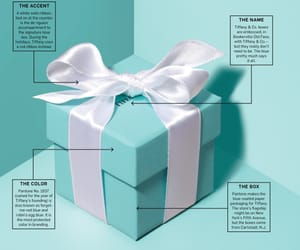 branding and tiffany blue image