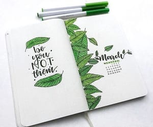 book, green, and ideas image