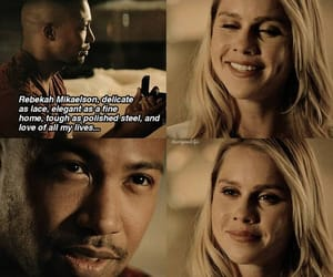 The Originals, rebekah mikaelson, and marcel gerard image