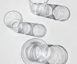 drink, grey, and minimalism image