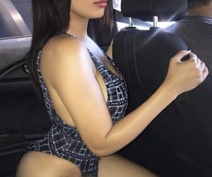 bad girl, bum, and booty image