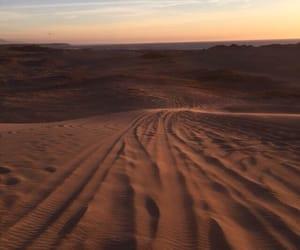 beautiful and sand image