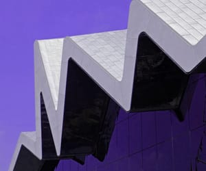 glasgow, purple, and photography image