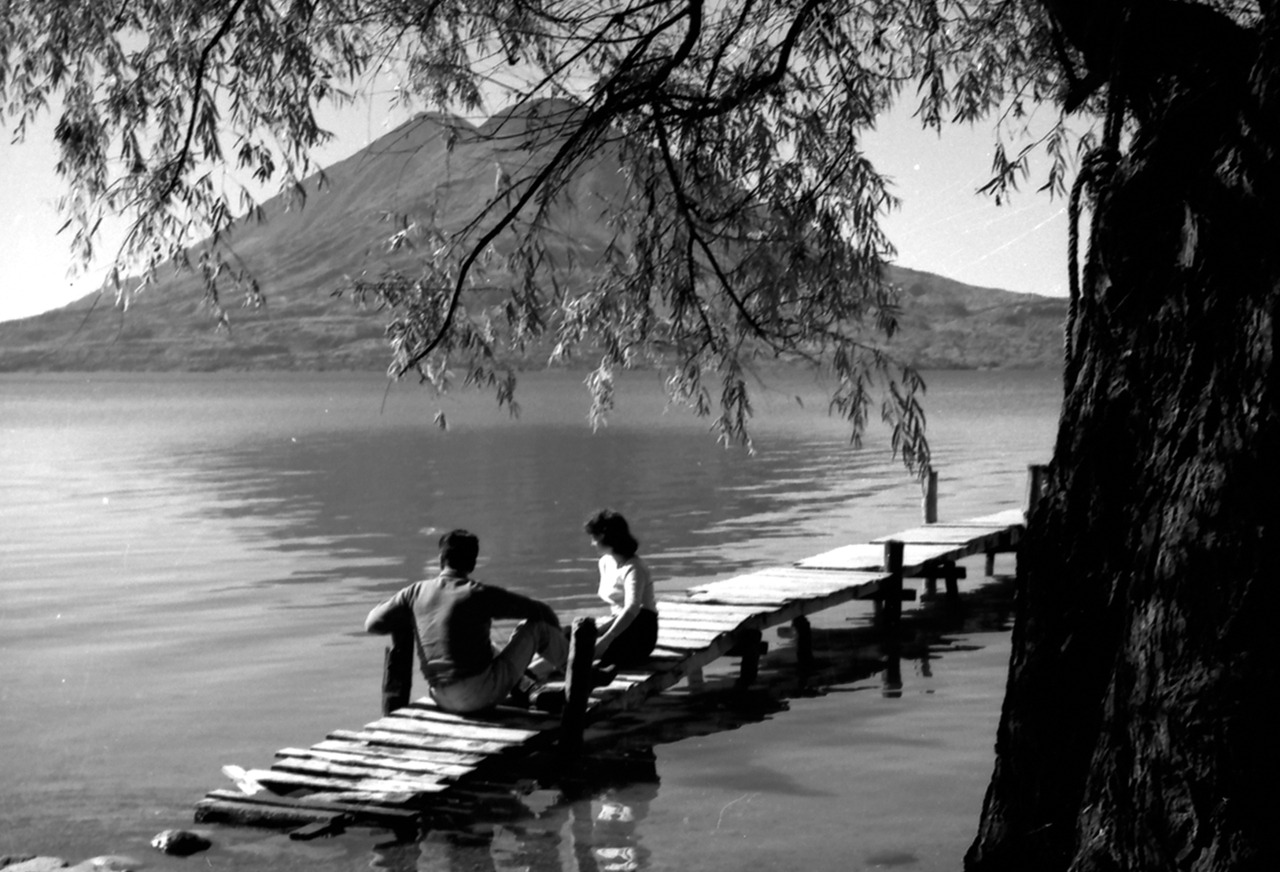 couple, black and white, and photography image
