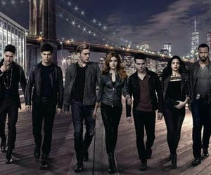 tv show and shadowhunters image