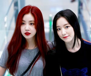 (g)i-dle, idle, and soojin image