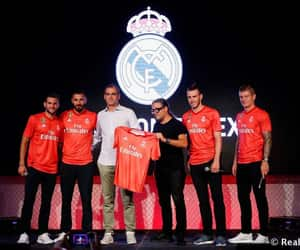 coral, nacho fernandez, and real madrid image