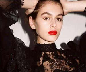 fashion, model, and kaiagerber image