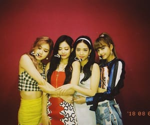 adorable, cute, and blackpink image