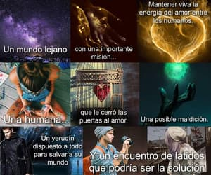 amor, libros, and maldicion image