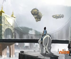 naga, lok, and the legend of korra image