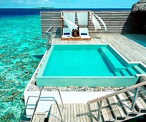 Island, Maldives, and dusit thani maldives image