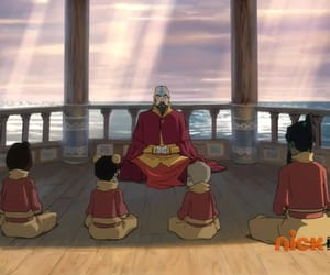 tenzin, lok, and the legend of korra image
