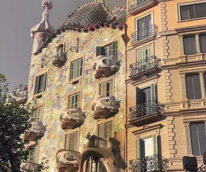 aesthetic, spain, and Barcelona image