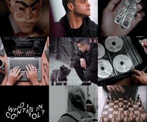 aesthetic, hacker, and pills image