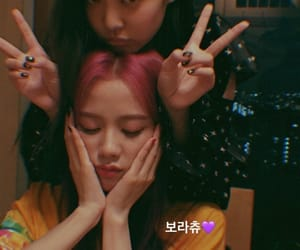 babes, jennie, and blackpink image