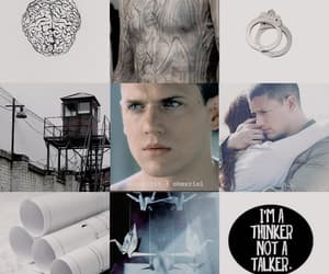 aesthetic, jail, and prison break image