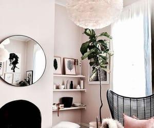 art, interior, and decor image