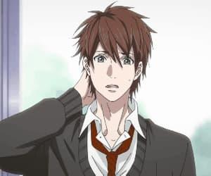 manga, boy anime, and boy manga image