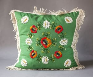 etsy, cushion cover, and decorative pillow image