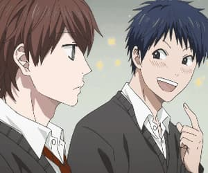 anime, bl, and Boys Love image