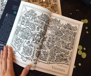 book, legendary, and caraval image