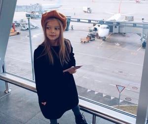child, fashion, and girl image