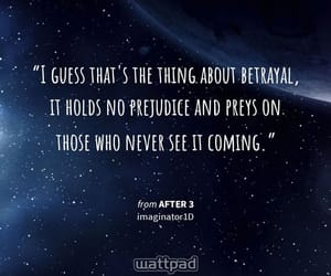 after, quote, and betrayal image