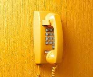 70s, telephone, and aesthetic image