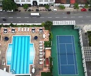 hotel, Sri Lanka, and western image