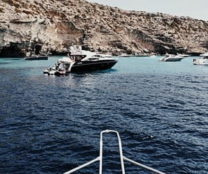 sea, summer, and vacation image