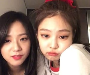 jennie, blackpink, and jisoo image