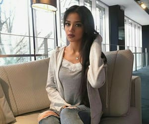 donna, fashion, and beuty girl image