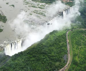 national park, Victoria Falls, and Zambia image