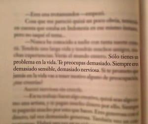book, frases, and nervous image