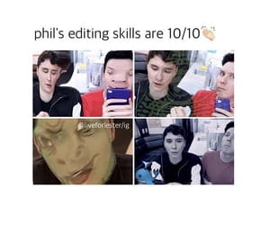 amazingphil, dan and phil, and dnp image
