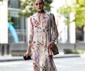 fashion, olivia palermo, and max and co image