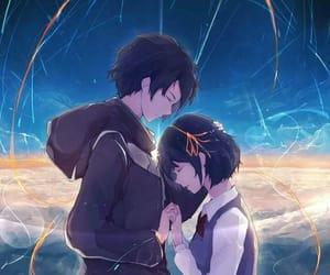 anime, fan art, and taki image