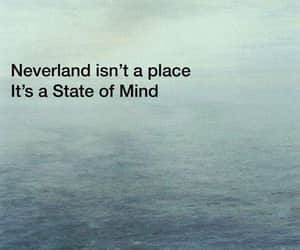 quotes, neverland, and peter pan image