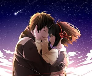 anime, taki, and kimi no na wa image