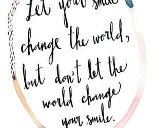 change, quotes, and smile image