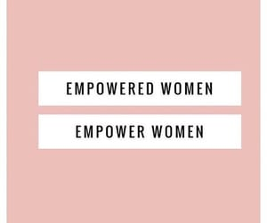 GIRLBOSS VIBES: Empowered women empower women // Support your local girl gang, inspirational quote